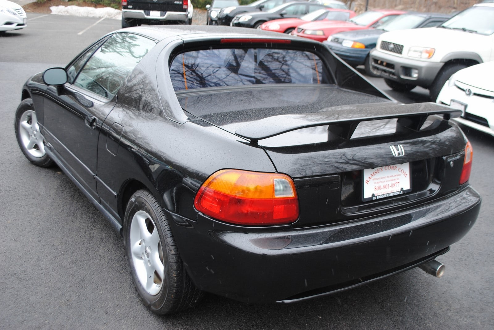 used 1997 honda del sol for sale west milford nj. Black Bedroom Furniture Sets. Home Design Ideas