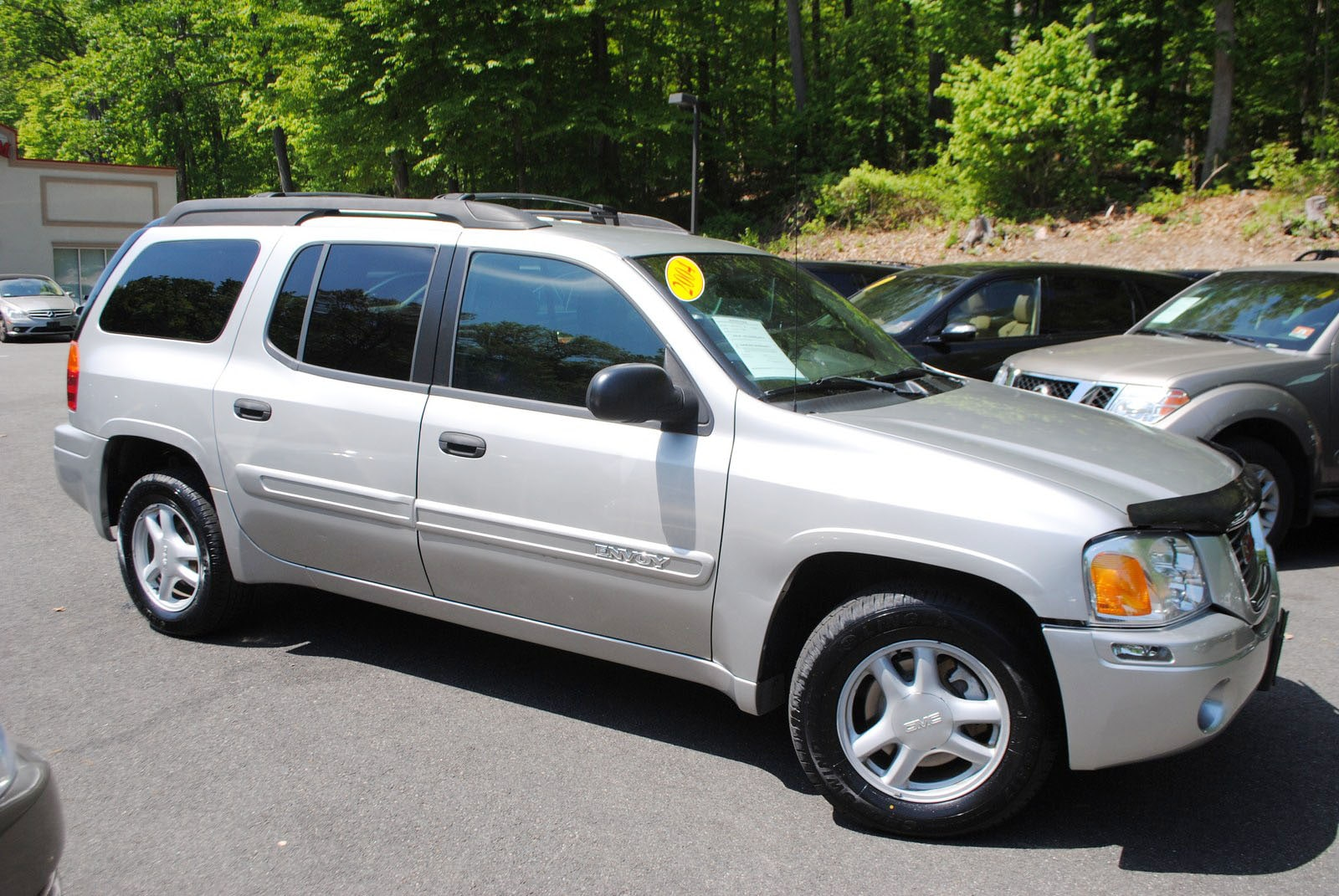 used 2004 gmc envoy xl for sale west milford nj. Black Bedroom Furniture Sets. Home Design Ideas