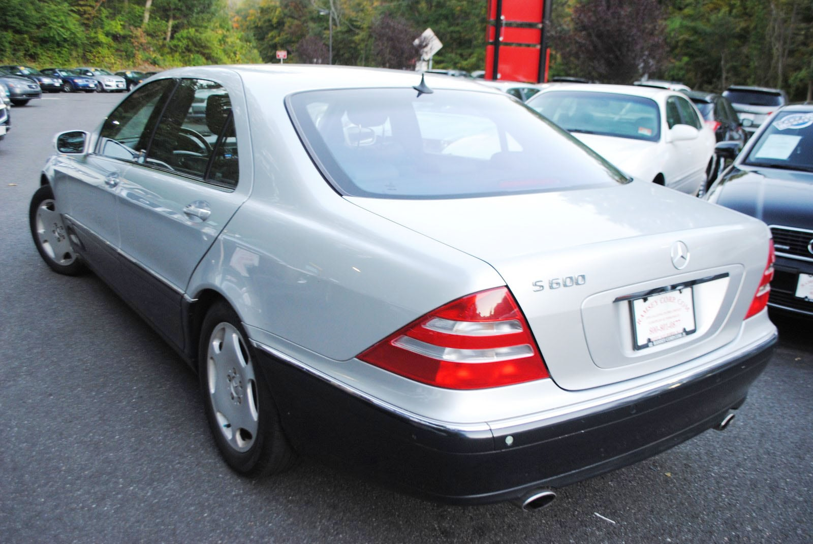 Used 2001 mercedes benz s class for sale west milford nj for 2001 mercedes benz s500 for sale