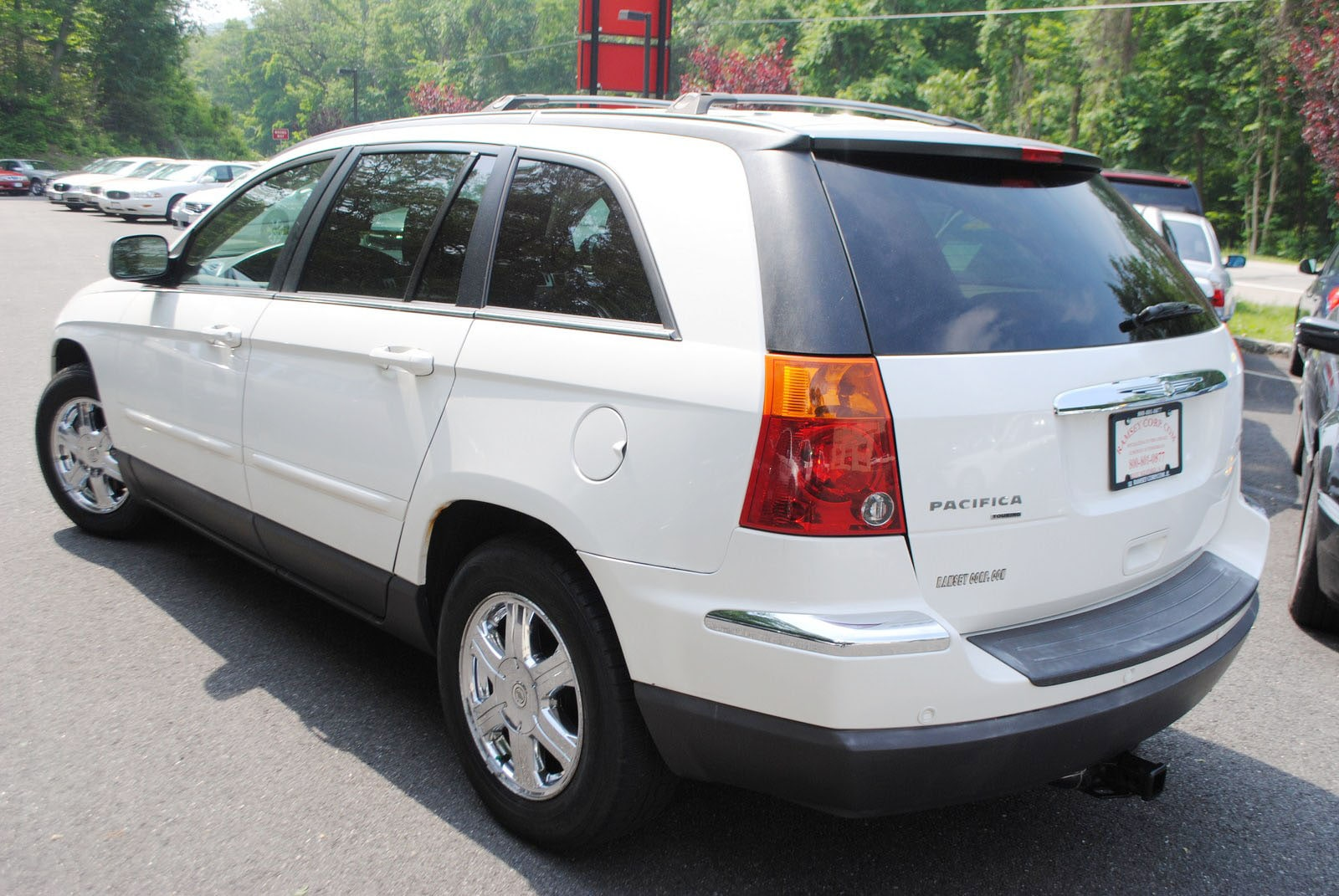 used 2006 chrysler pacifica for sale west milford nj. Black Bedroom Furniture Sets. Home Design Ideas
