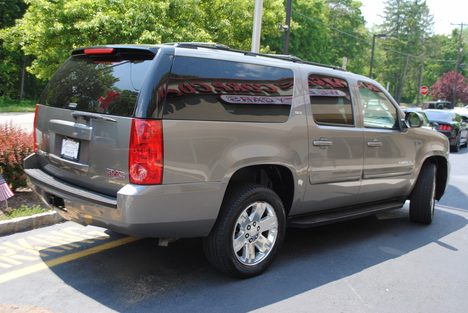 used 2008 gmc yukon xl 1500 for sale west milford nj. Black Bedroom Furniture Sets. Home Design Ideas