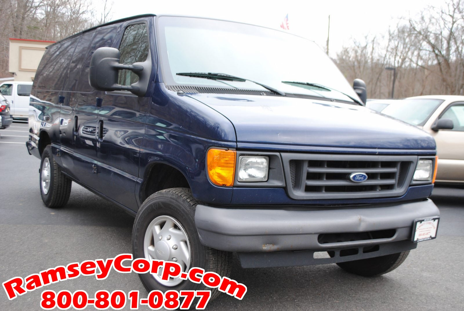 used 2007 ford e 250 for sale west milford nj. Black Bedroom Furniture Sets. Home Design Ideas