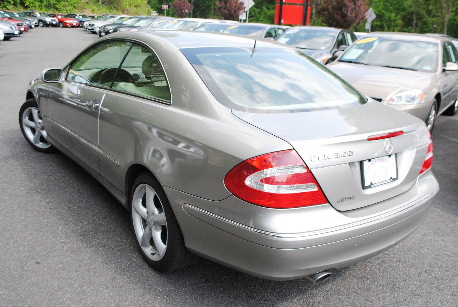 Used 2005 mercedes benz clk class for sale west milford nj for Mercedes benz clk 2005