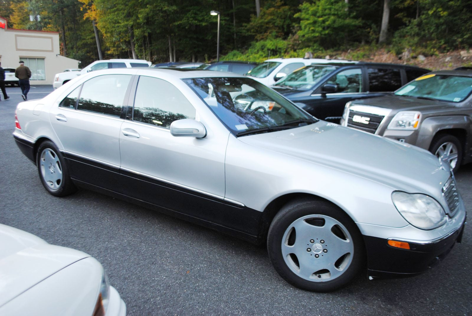 Used 2001 mercedes benz s class for sale west milford nj for 2001 mercedes benz s500 specs