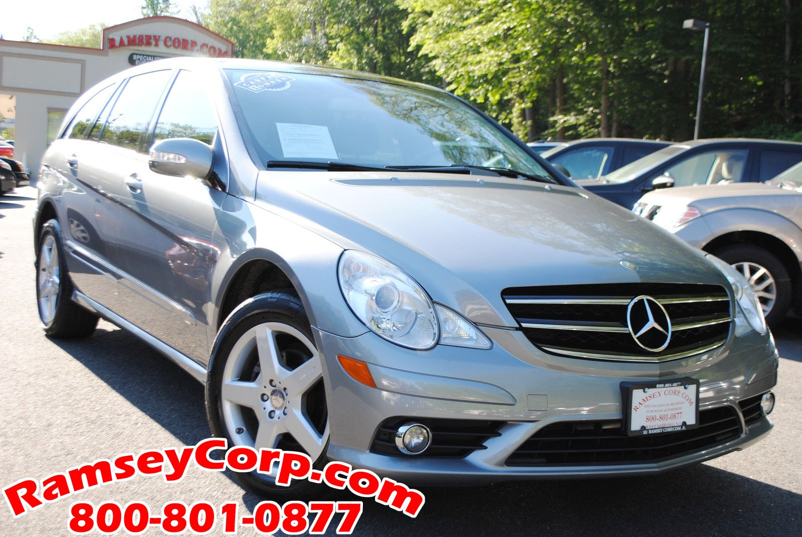 Used 2010 mercedes benz r class for sale west milford nj for Mercedes benz r350 used for sale