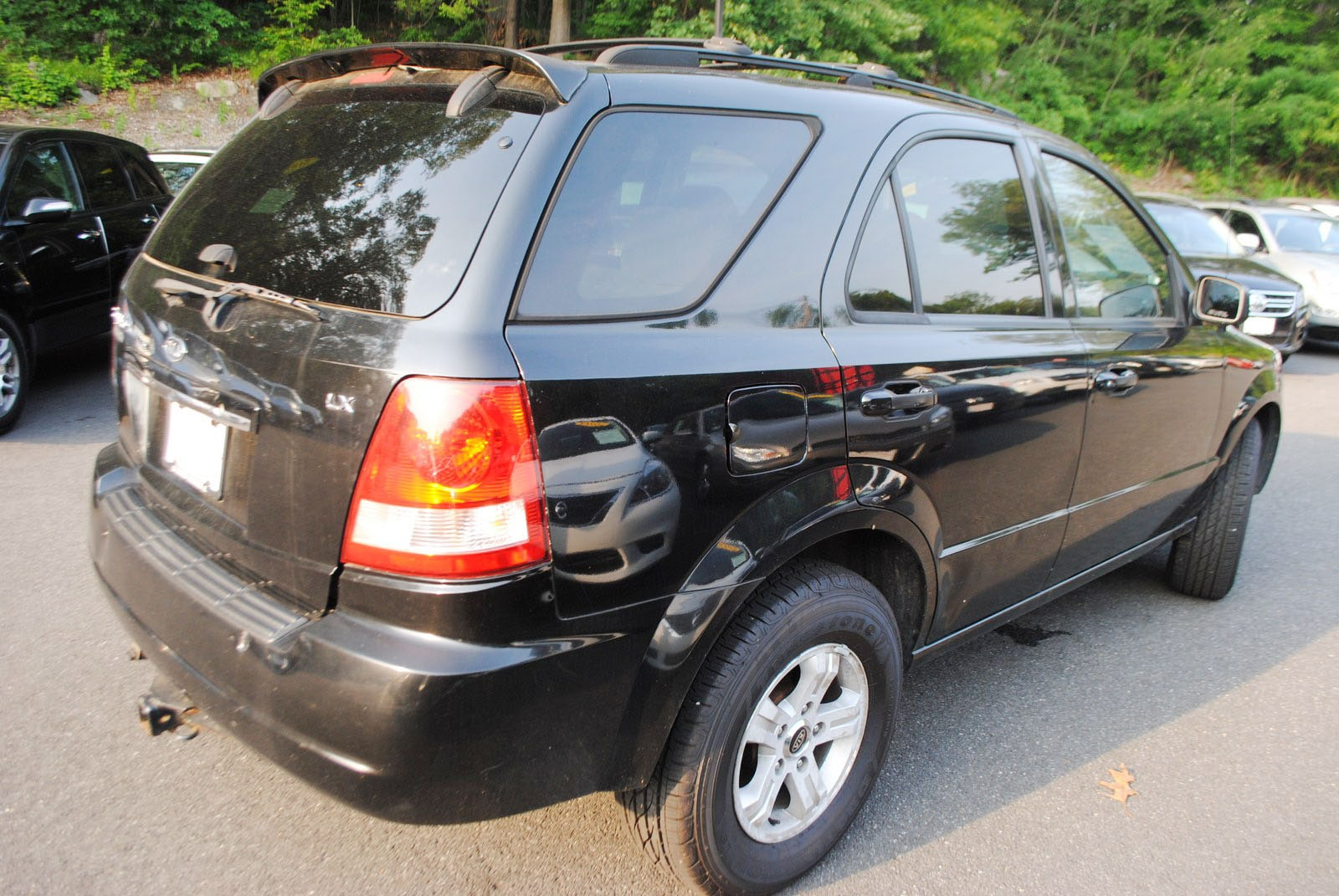 used 2005 kia sorento for sale west milford nj. Black Bedroom Furniture Sets. Home Design Ideas