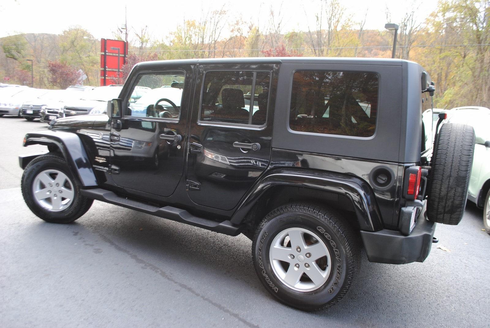 used 2007 jeep wrangler for sale west milford nj. Black Bedroom Furniture Sets. Home Design Ideas