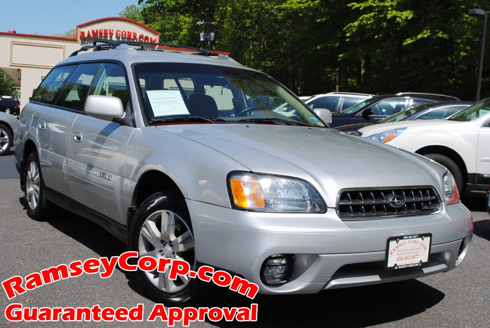 Used 2004 subaru outback for sale west milford nj 2004 subaru outback 35th anniversary edition 30 wagon vanachro Gallery