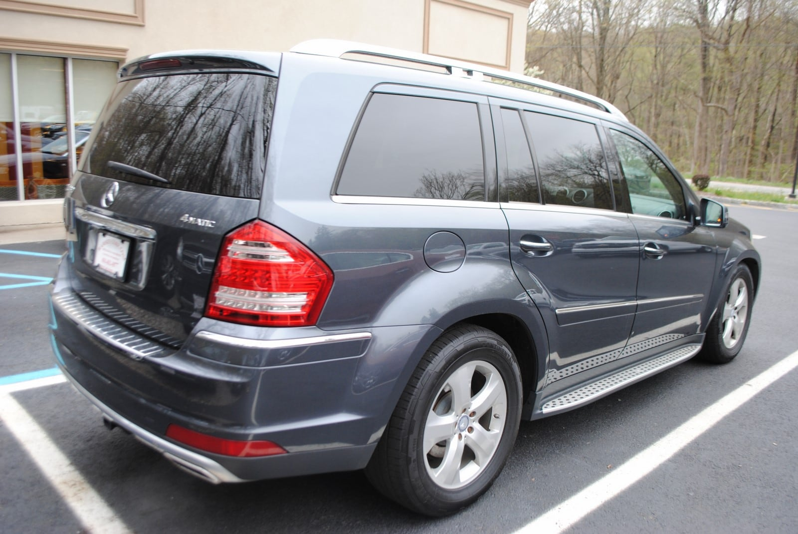 Used 2011 mercedes benz gl class for sale west milford nj for Mercedes benz gl450 suv