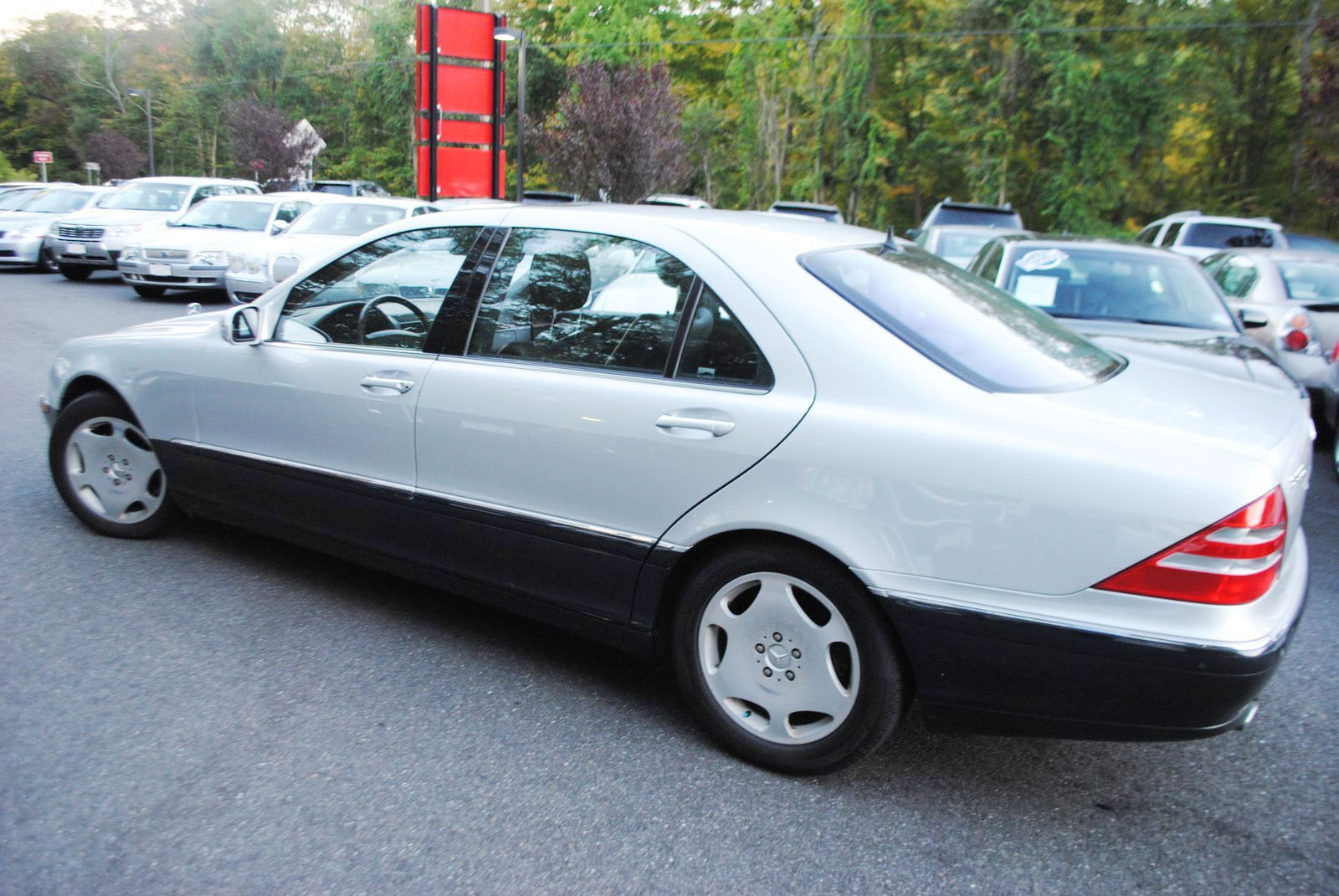 Used 2001 Mercedes Benz S Class For Sale West Milford Nj