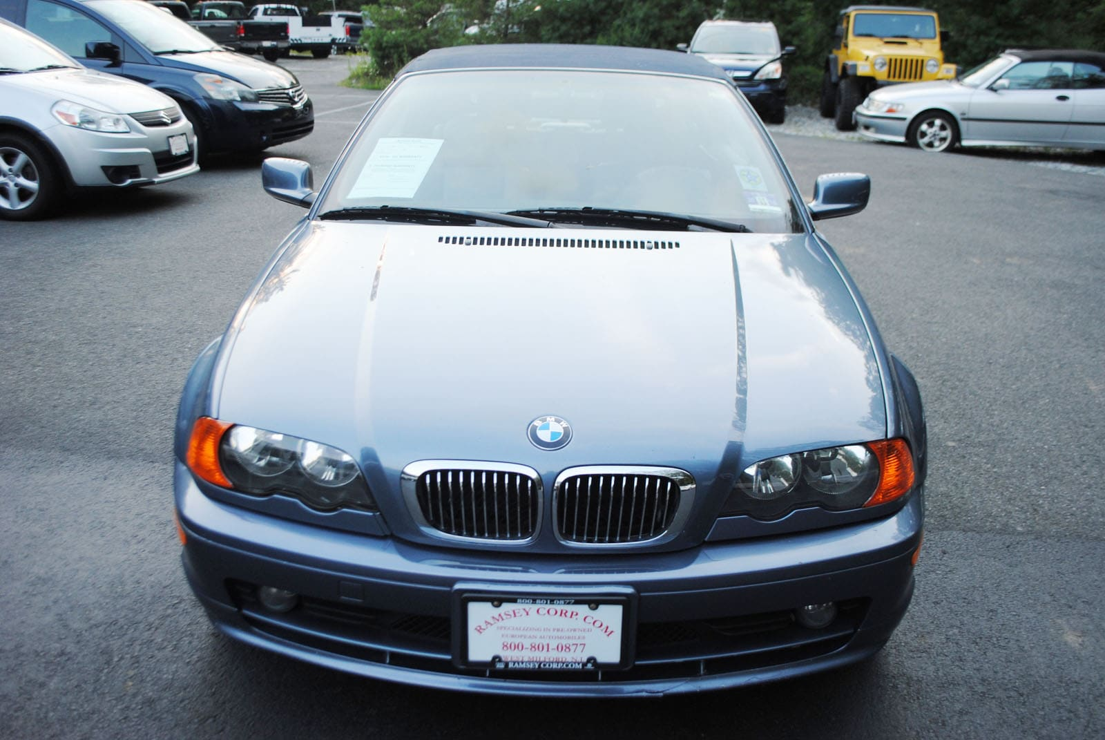 Used 2001 Bmw 325ci For Sale