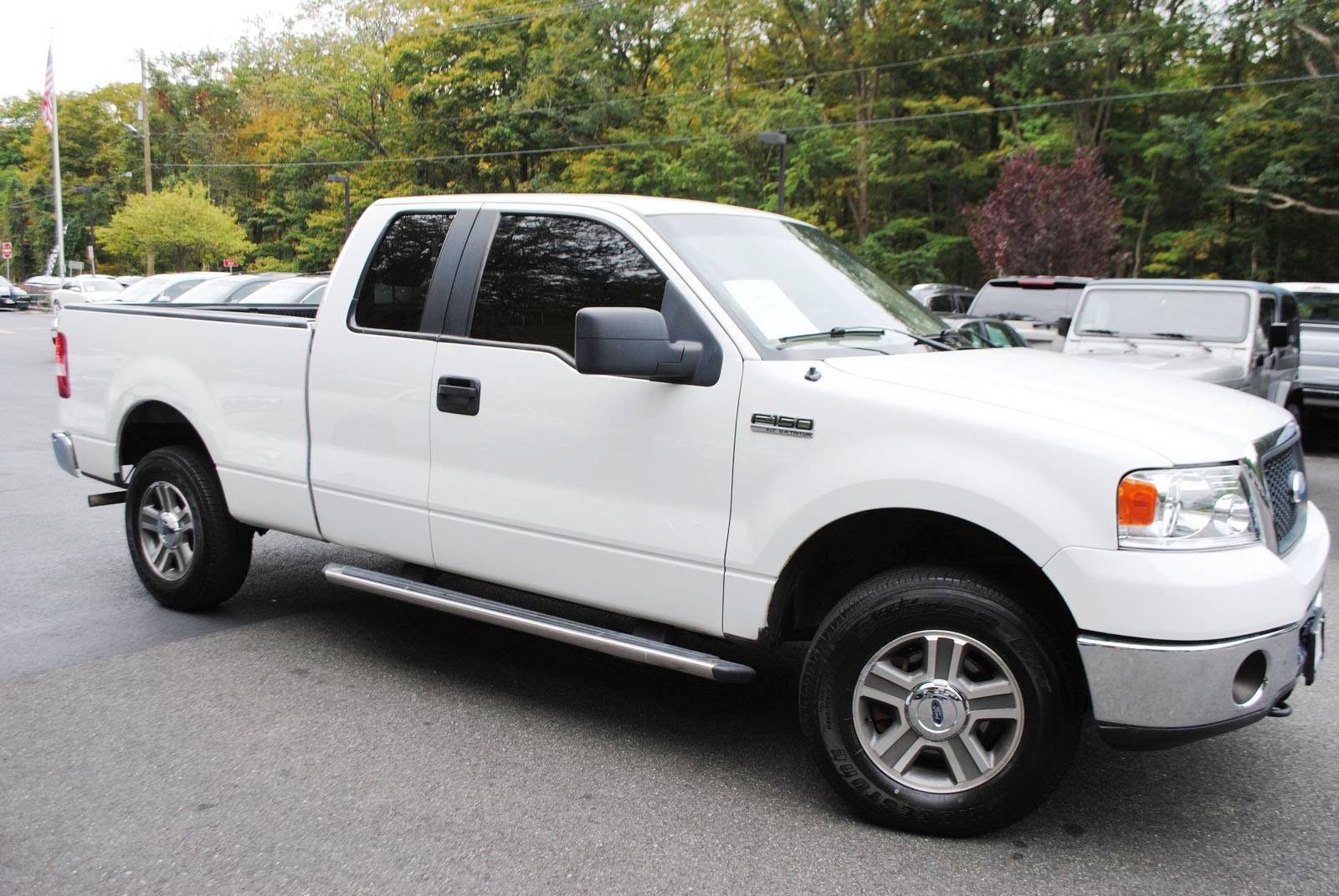 used 2007 ford f 150 for sale west milford nj. Black Bedroom Furniture Sets. Home Design Ideas