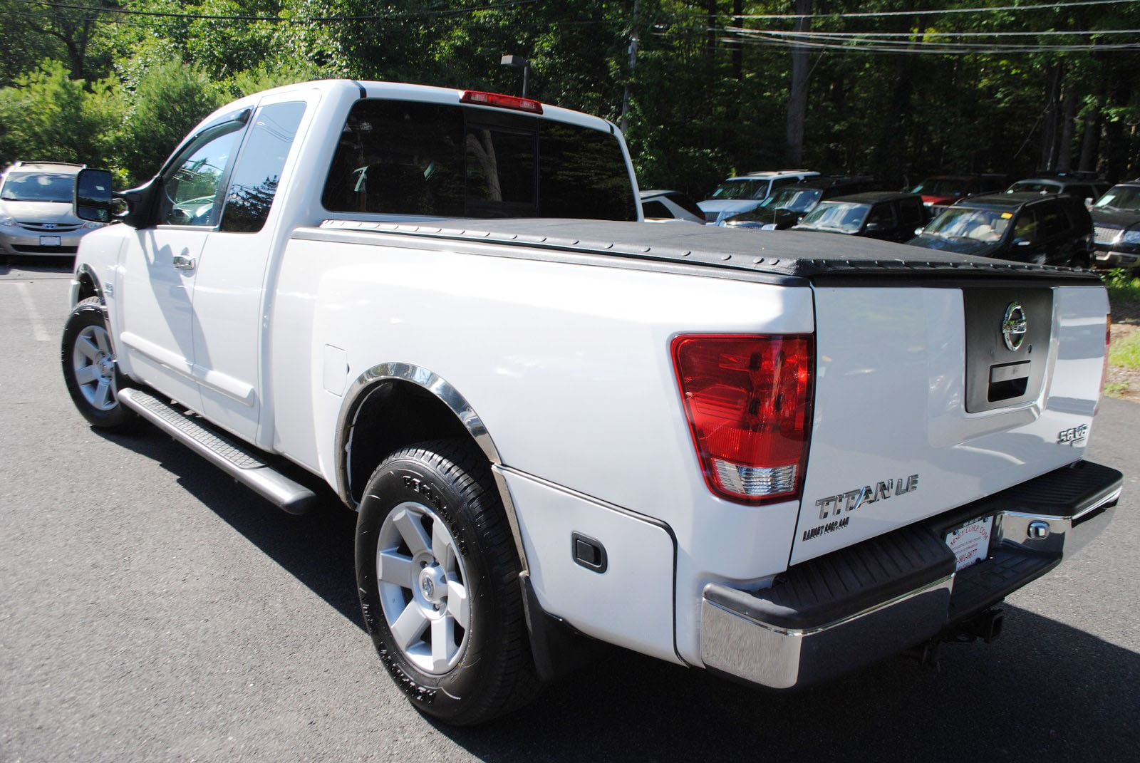 used 2004 nissan titan for sale west milford nj. Black Bedroom Furniture Sets. Home Design Ideas