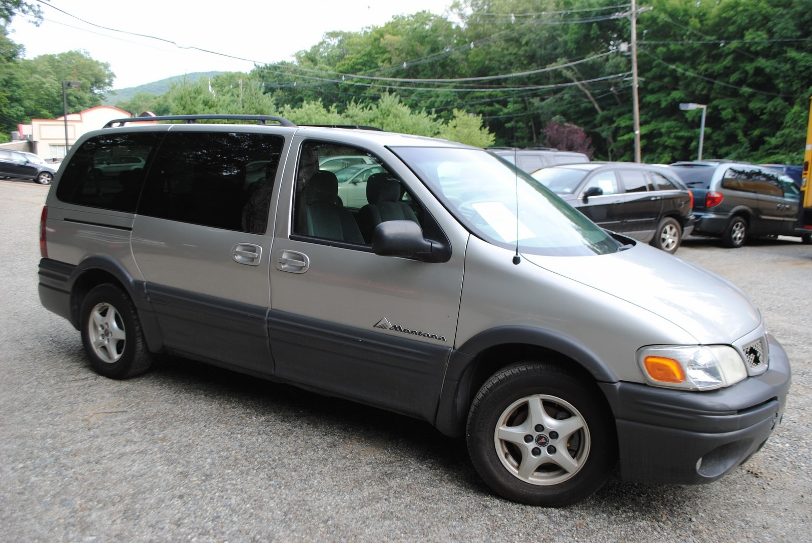 Used 2004 Pontiac Montana For Sale