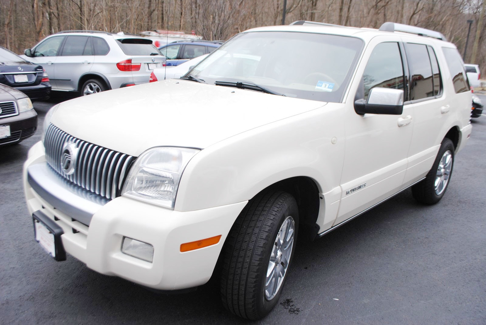 used 2008 mercury mountaineer for sale west milford nj. Black Bedroom Furniture Sets. Home Design Ideas