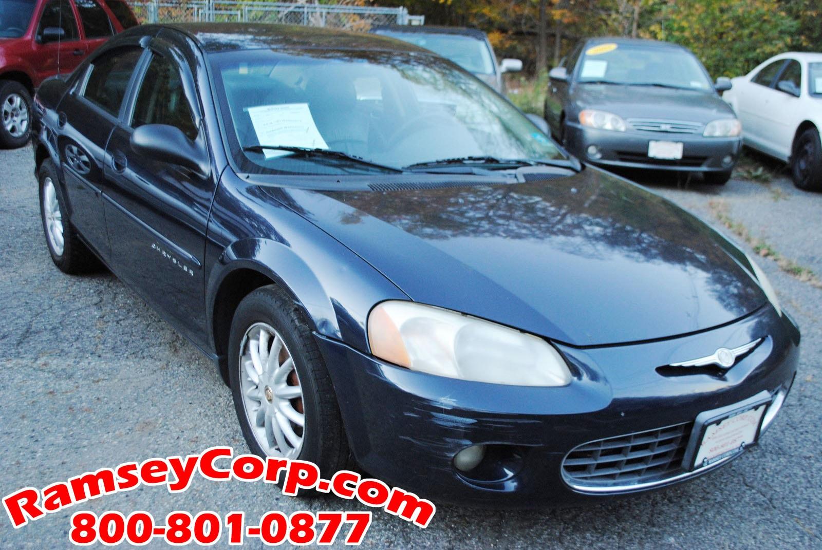 Used 2001 Chrysler Sebring For Sale