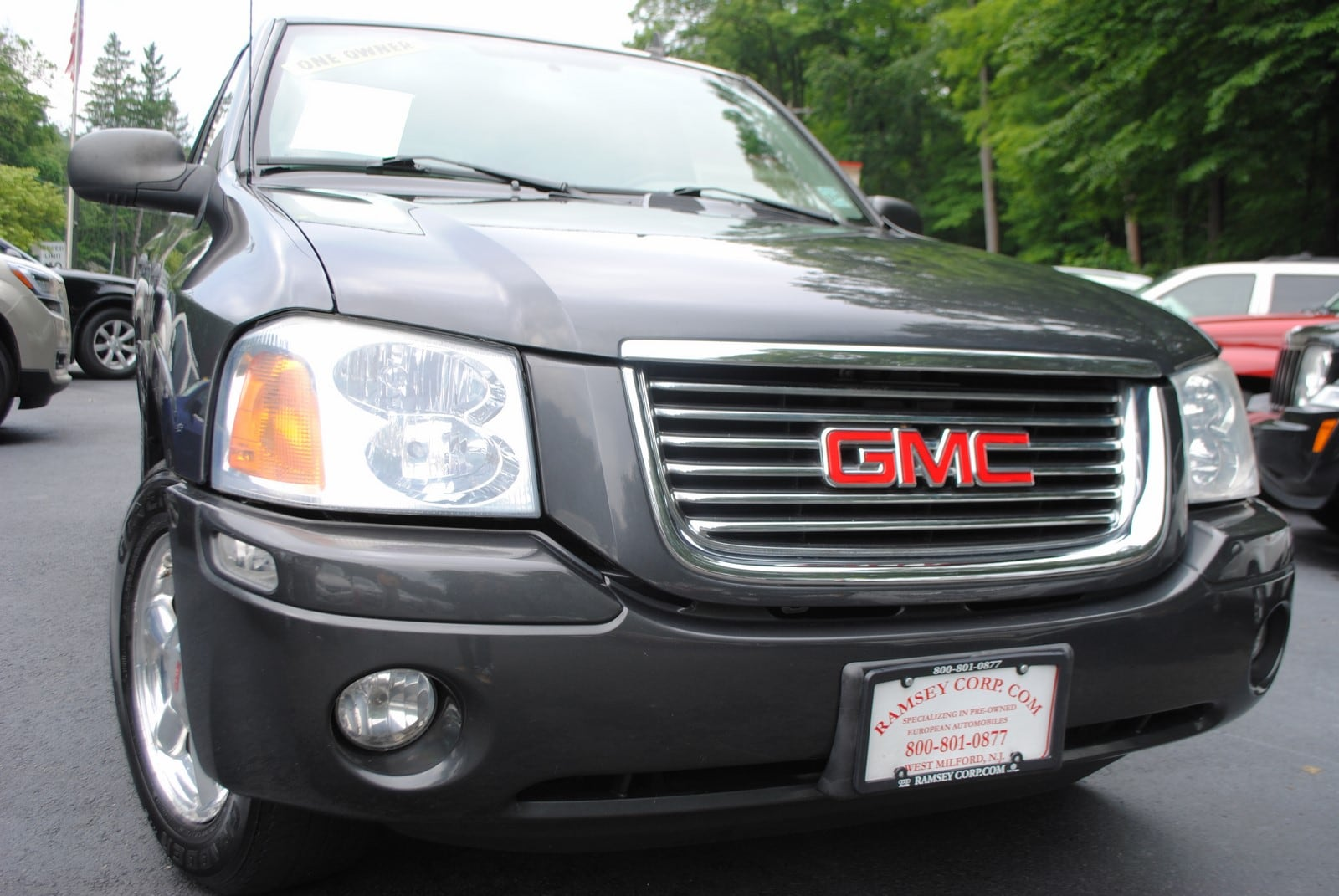 used 2007 gmc envoy for sale west milford nj. Black Bedroom Furniture Sets. Home Design Ideas