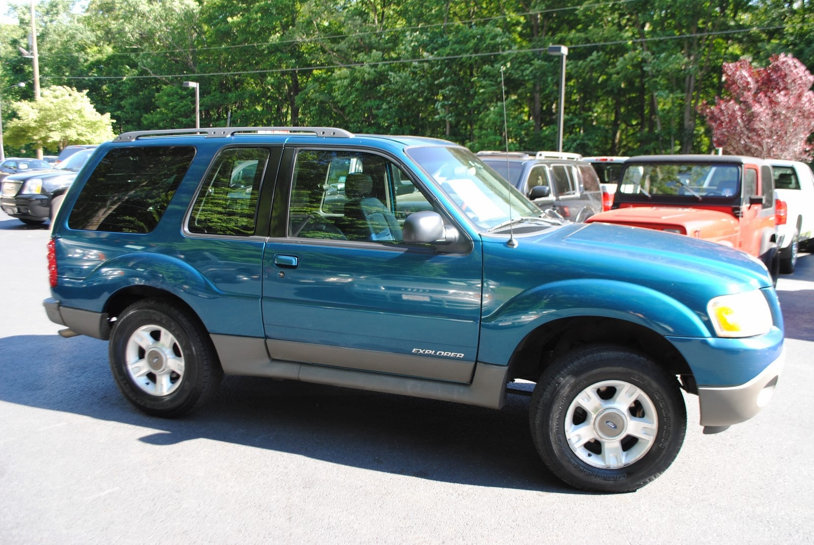 Used 2001 Ford Explorer Sport For Sale