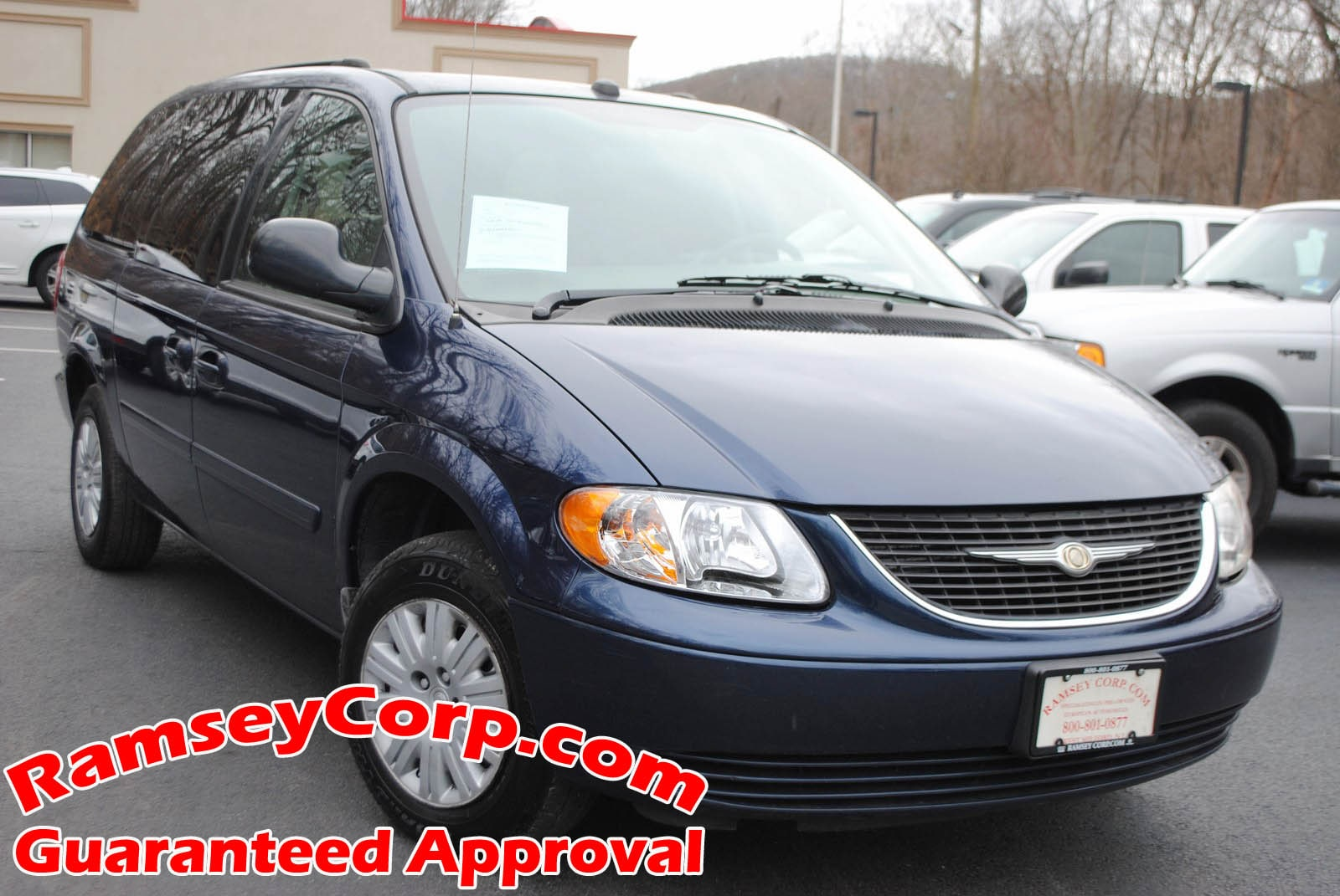 used 2005 chrysler town country for sale west milford nj. Black Bedroom Furniture Sets. Home Design Ideas