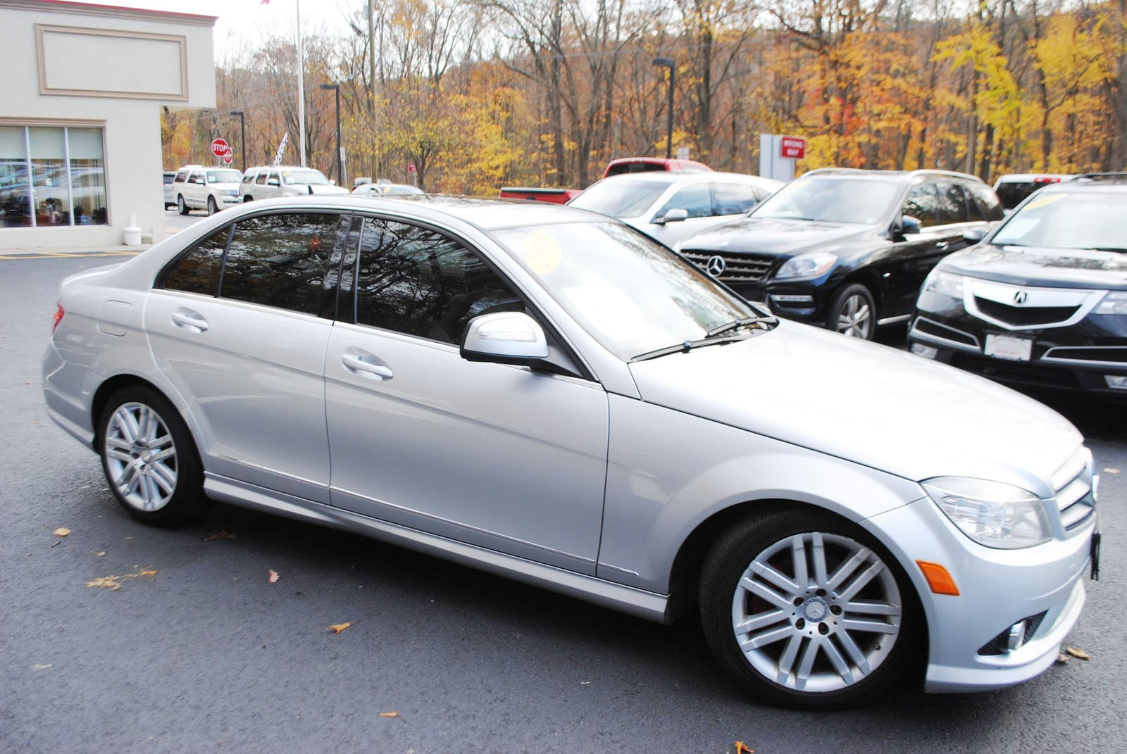 Used 2009 mercedes benz c class for sale west milford nj for Mercedes benz c300 for sale nj