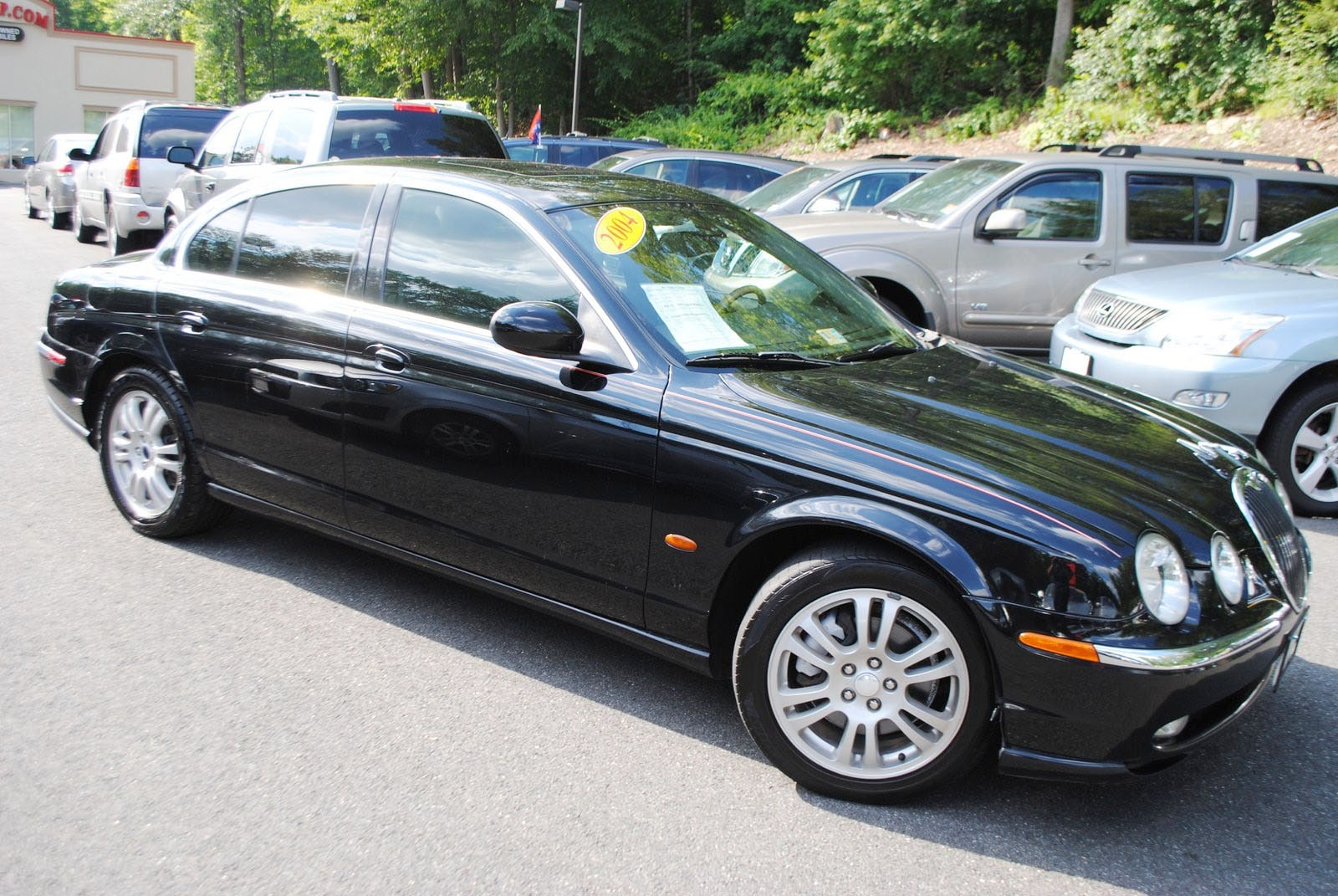 used 2004 jaguar s type for sale west milford nj. Black Bedroom Furniture Sets. Home Design Ideas
