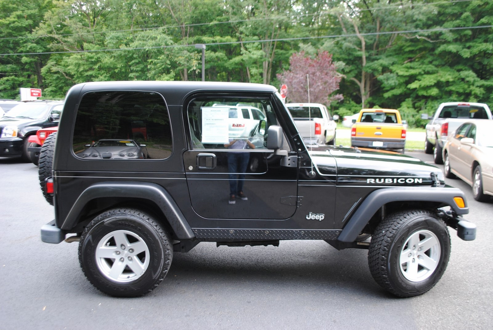 used 2006 jeep wrangler for sale west milford nj. Black Bedroom Furniture Sets. Home Design Ideas
