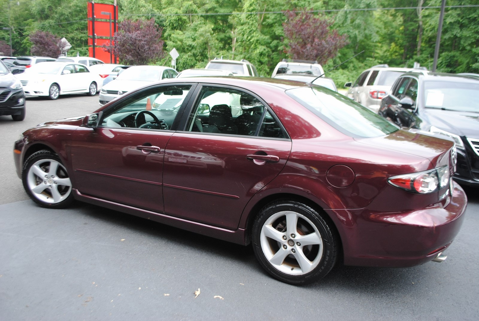 used 2007 mazda mazda6 for sale west milford nj. Black Bedroom Furniture Sets. Home Design Ideas