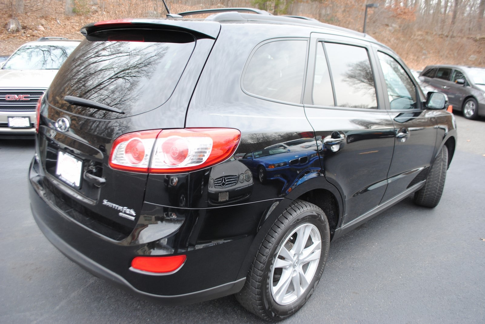 used 2010 hyundai santa fe for sale west milford nj. Black Bedroom Furniture Sets. Home Design Ideas