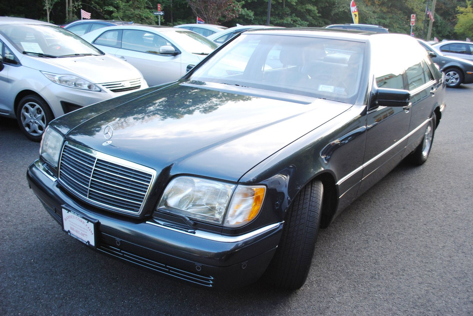 Used 1999 mercedes benz s class for sale west milford nj for 1999 mercedes benz s500 for sale
