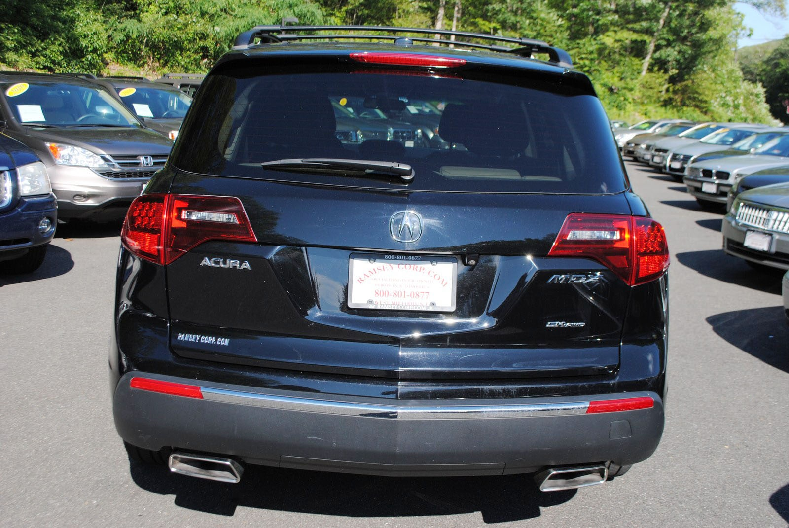 Used 2010 Acura Mdx For Sale West Milford Nj