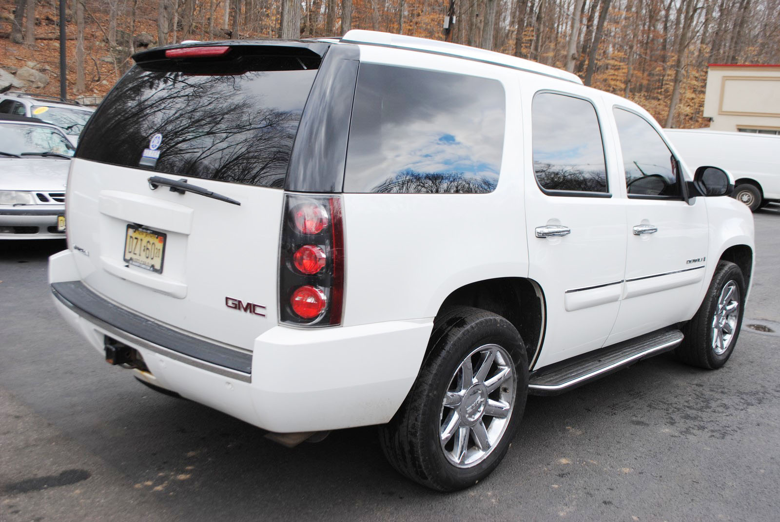 used 2007 gmc yukon for sale west milford nj. Black Bedroom Furniture Sets. Home Design Ideas