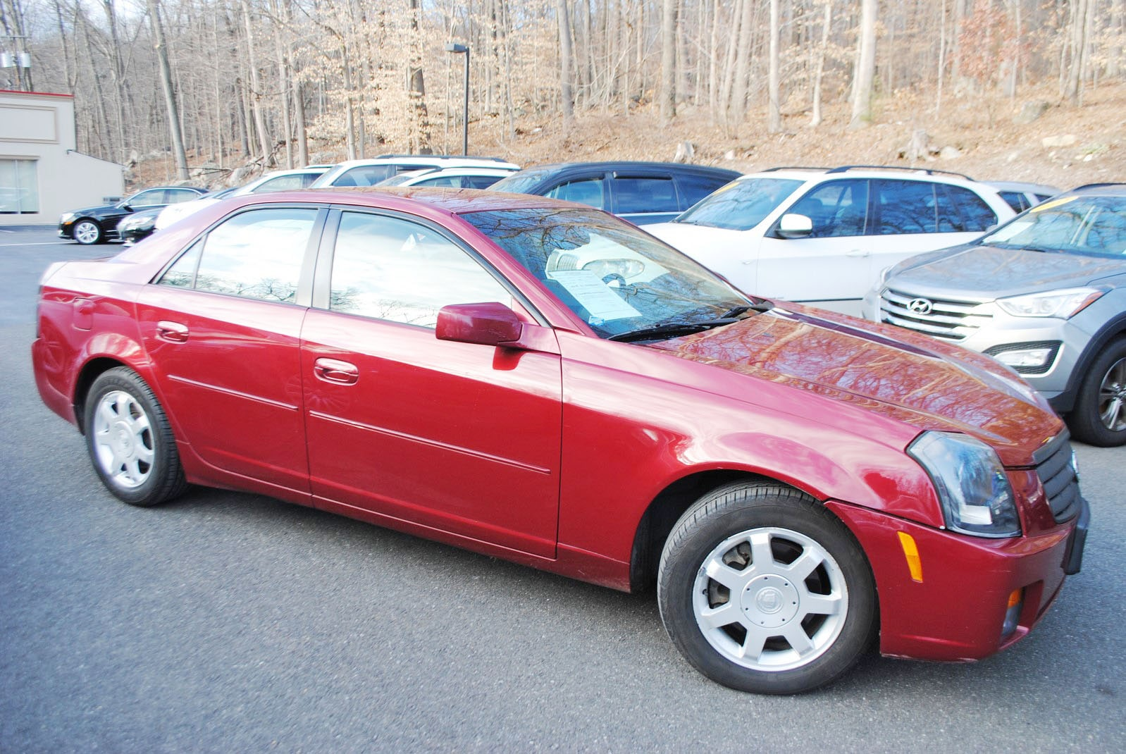 used 2004 cadillac cts for sale west milford nj. Black Bedroom Furniture Sets. Home Design Ideas