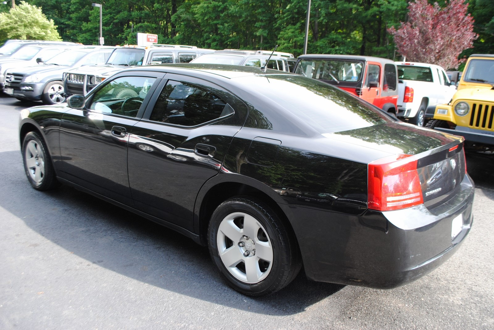 used 2008 dodge charger for sale west milford nj. Black Bedroom Furniture Sets. Home Design Ideas