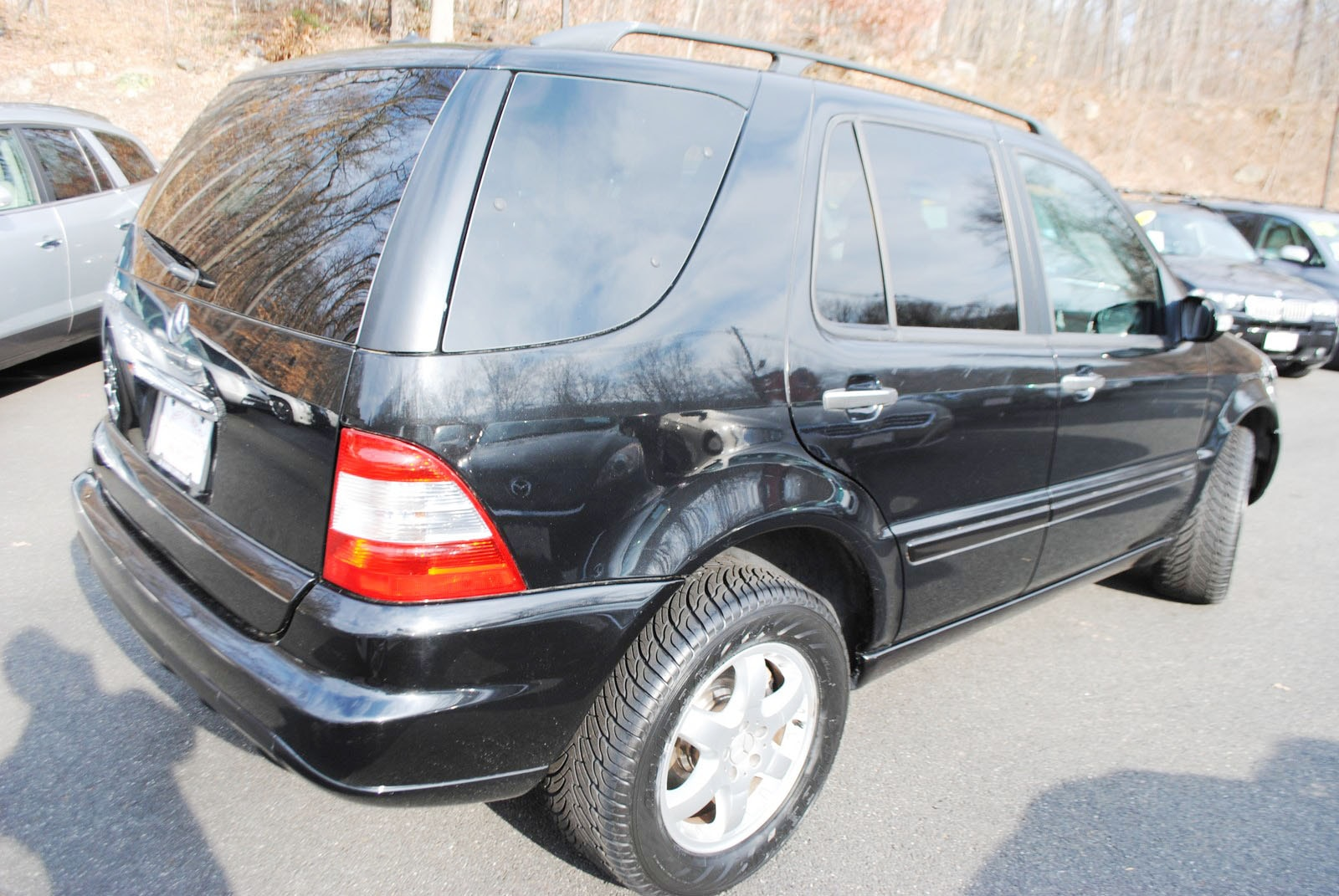 Used 2004 mercedes benz m class for sale west milford nj for 2004 mercedes benz ml350 for sale