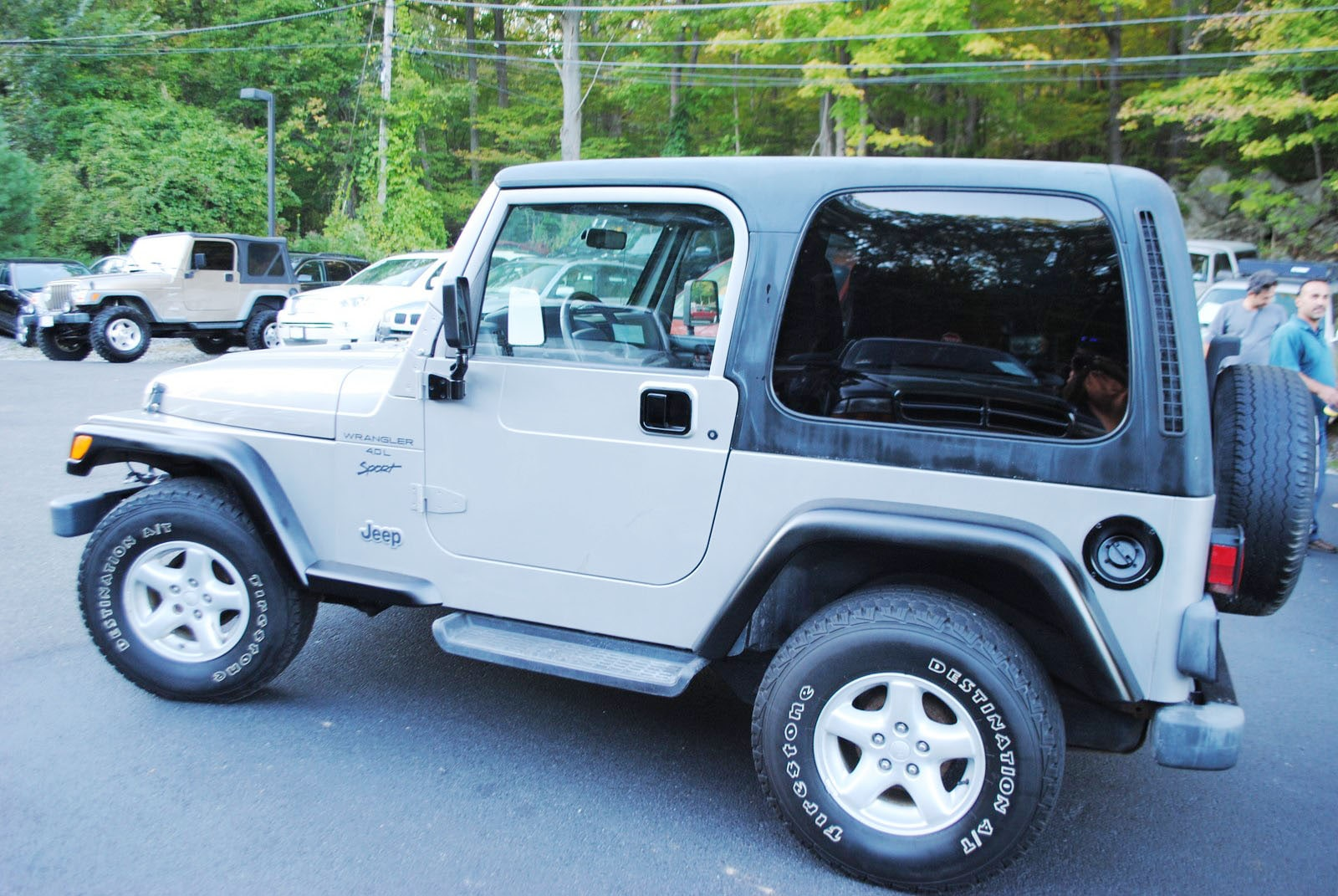 used 2000 jeep wrangler for sale west milford nj. Black Bedroom Furniture Sets. Home Design Ideas