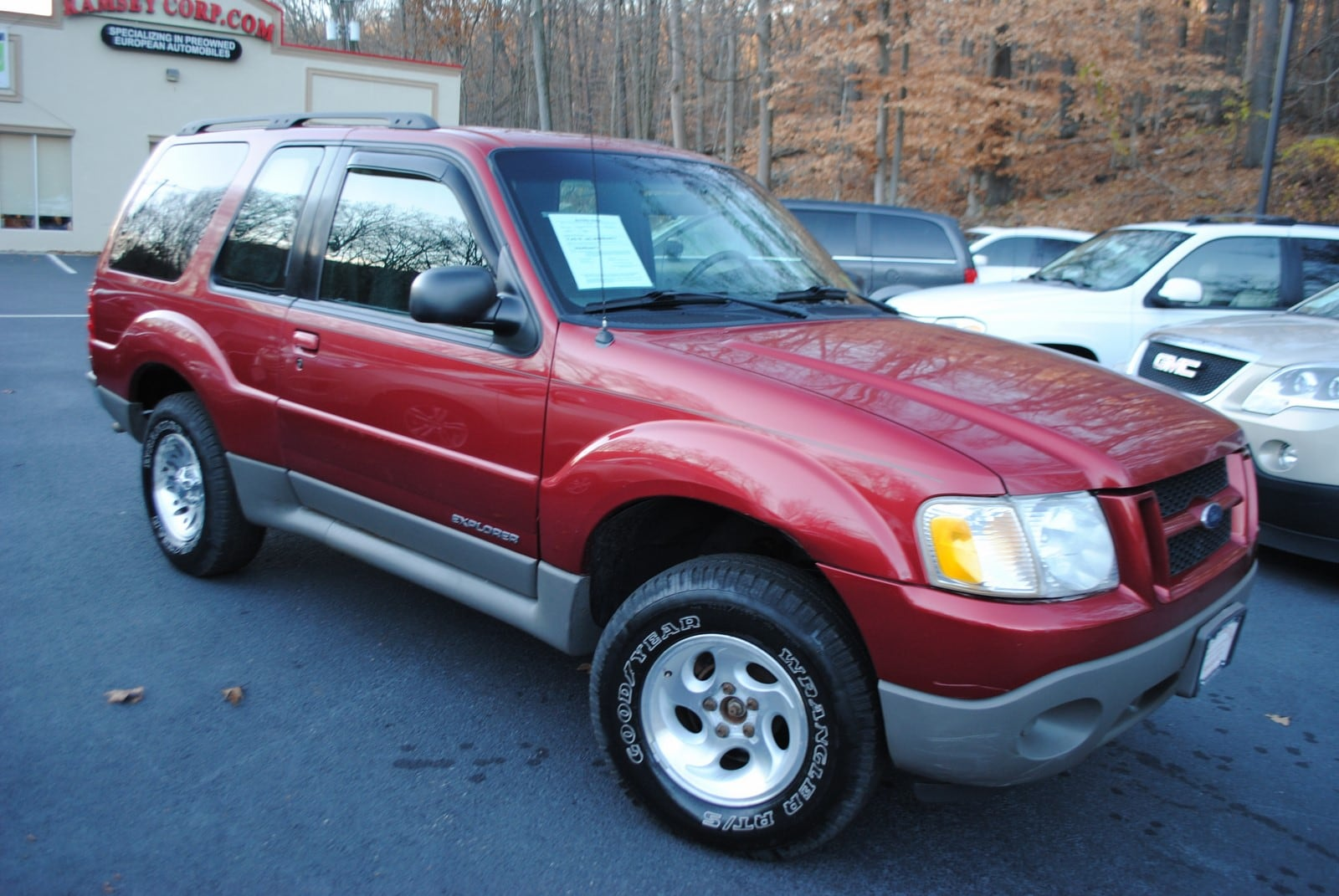 used 2001 ford explorer sport for sale west milford nj. Black Bedroom Furniture Sets. Home Design Ideas