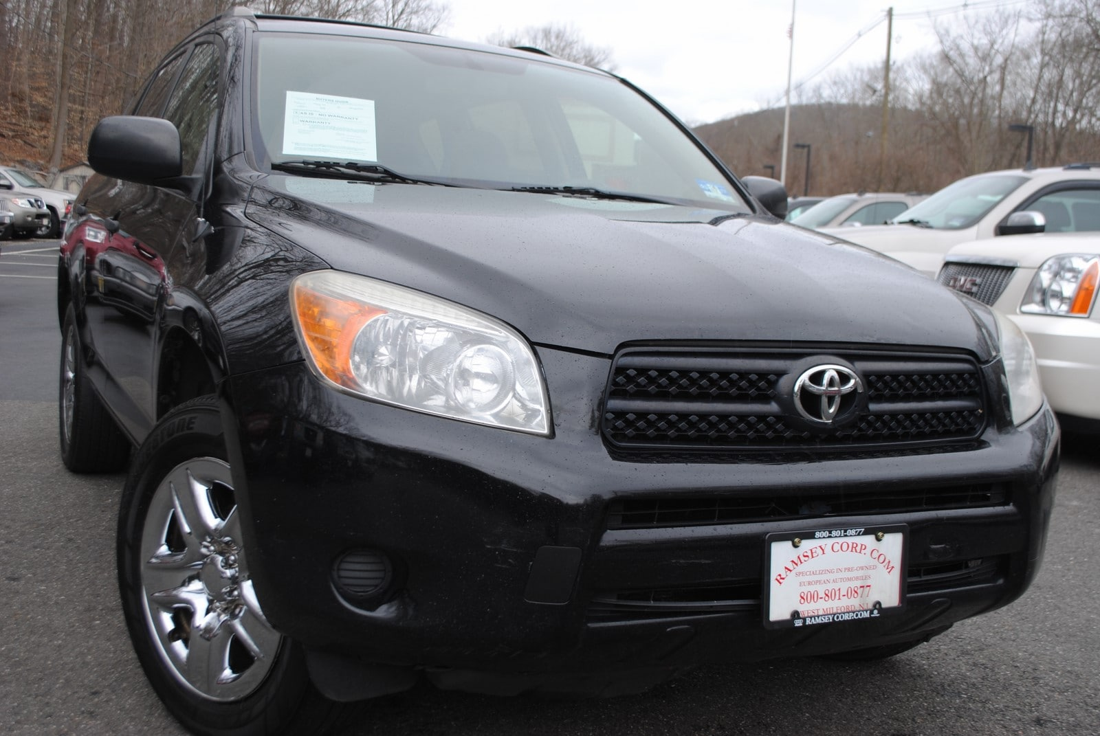 used 2007 toyota rav4 for sale west milford nj. Black Bedroom Furniture Sets. Home Design Ideas