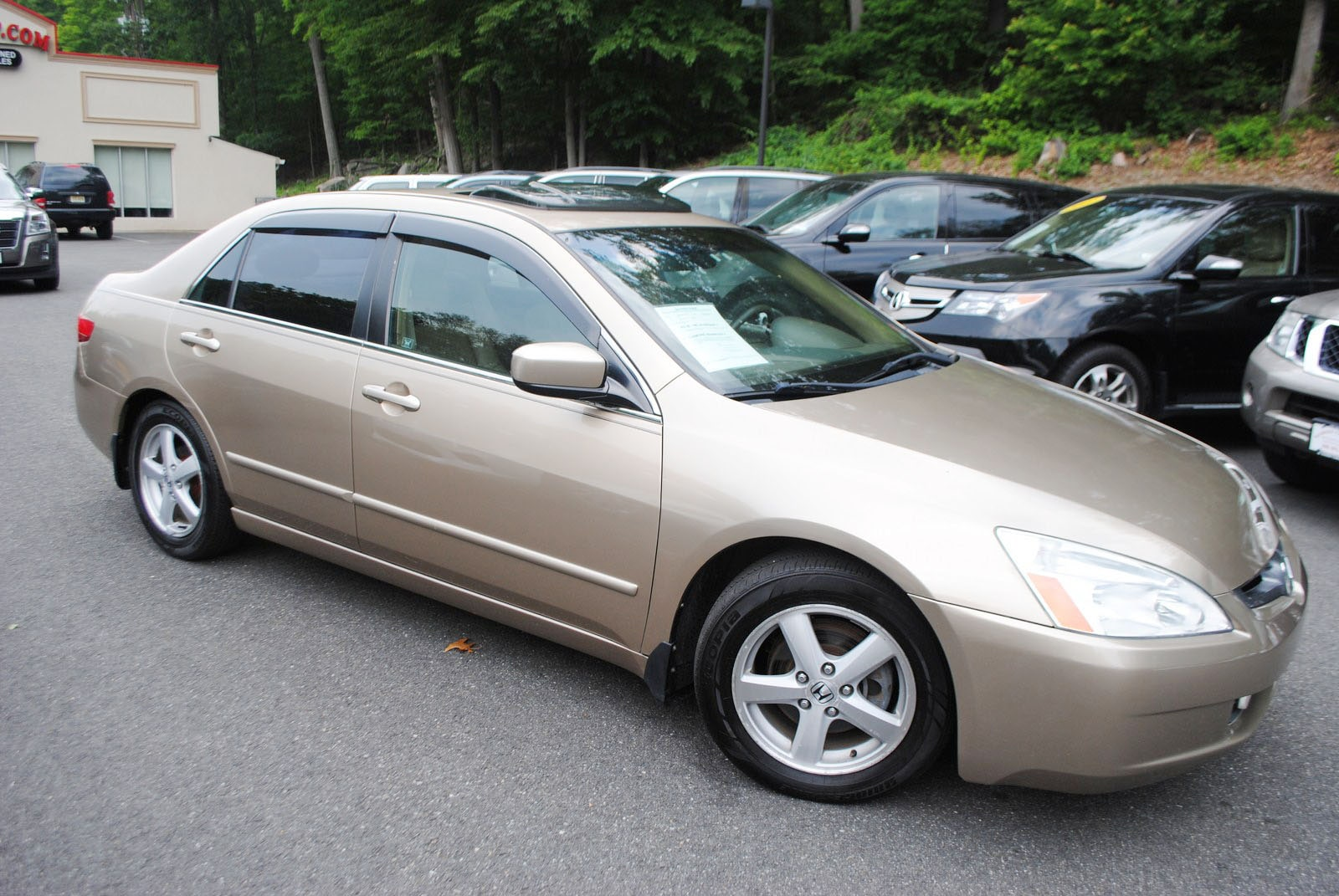 accord 2005 honda ex sedan