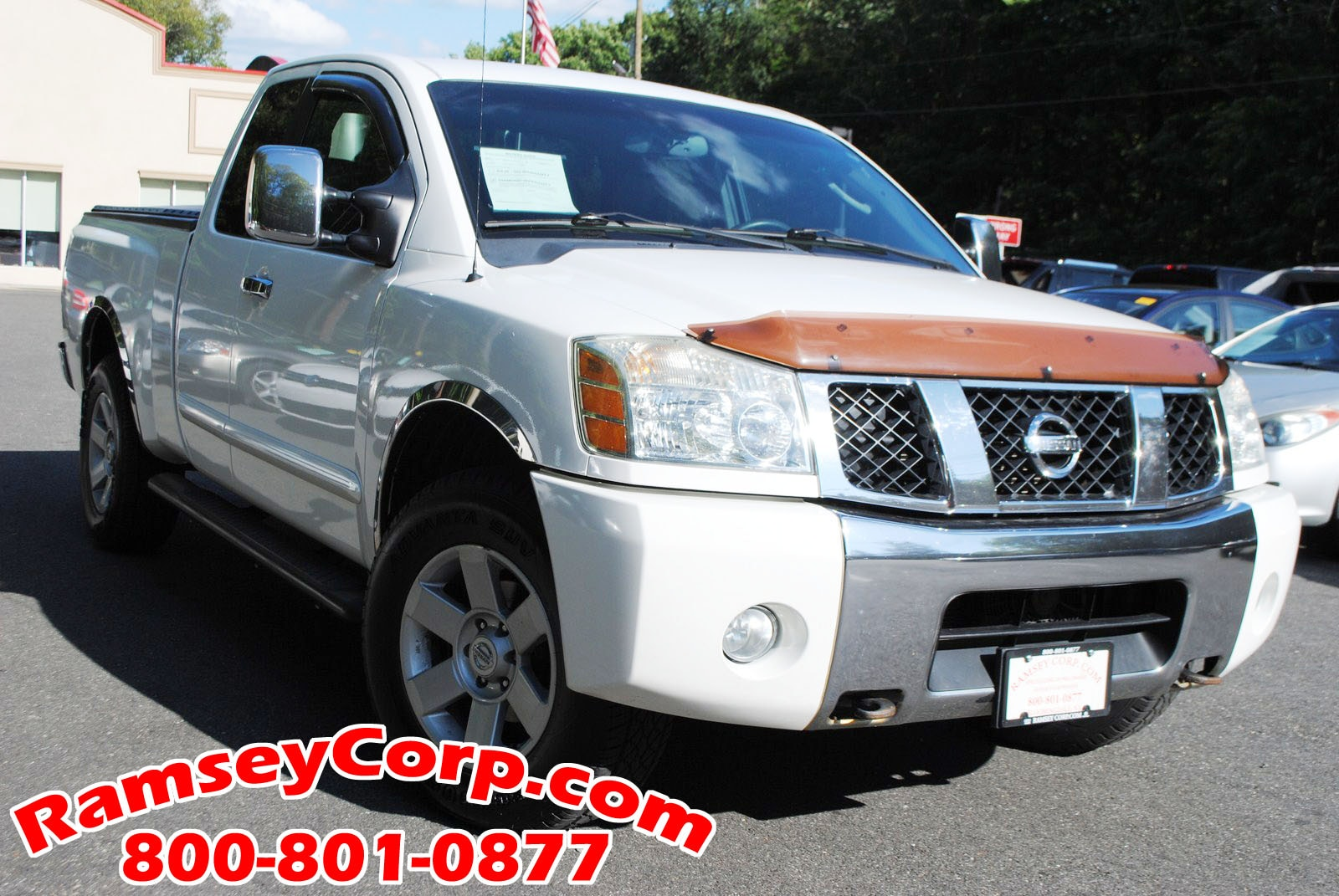 Used 2004 nissan titan for sale west milford nj 2004 nissan titan se 56 truck king cab vanachro Choice Image