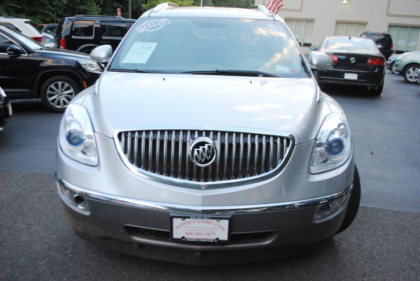used 2011 buick enclave for sale west milford nj. Black Bedroom Furniture Sets. Home Design Ideas
