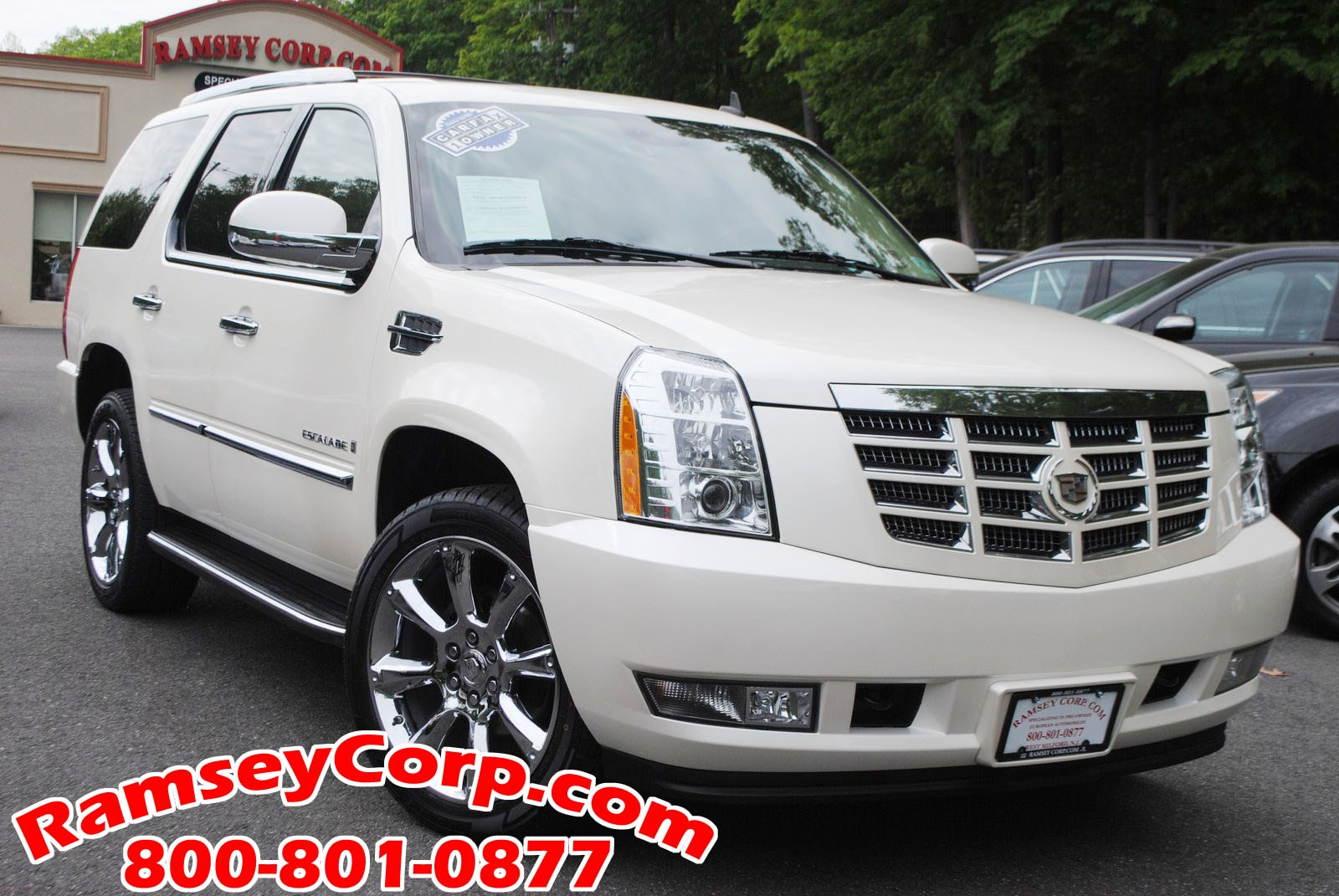used 2009 cadillac escalade for sale west milford nj. Black Bedroom Furniture Sets. Home Design Ideas