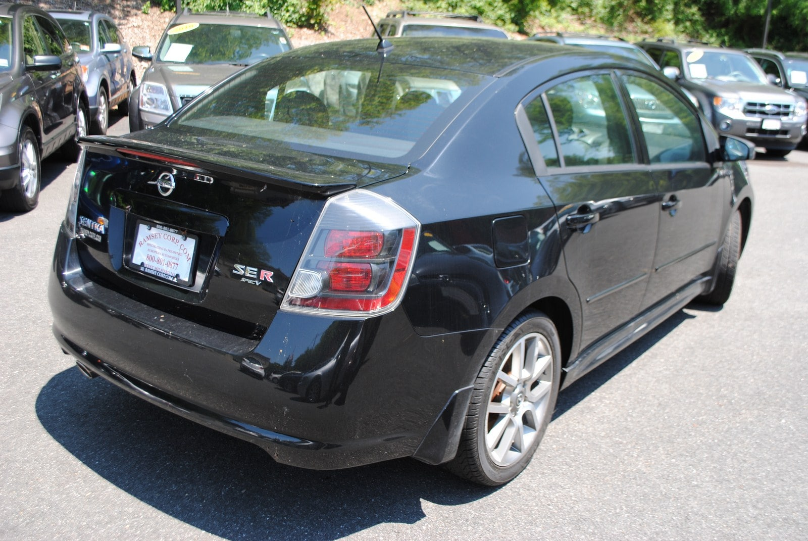 used 2008 nissan sentra for sale west milford nj. Black Bedroom Furniture Sets. Home Design Ideas