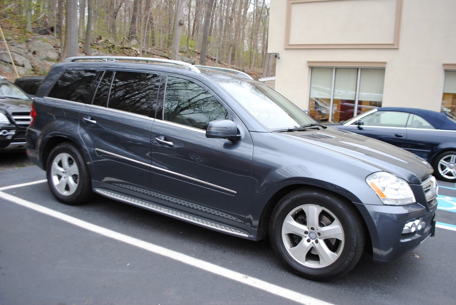 Used 2011 mercedes benz gl class for sale west milford nj for 2011 mercedes benz gl class gl450