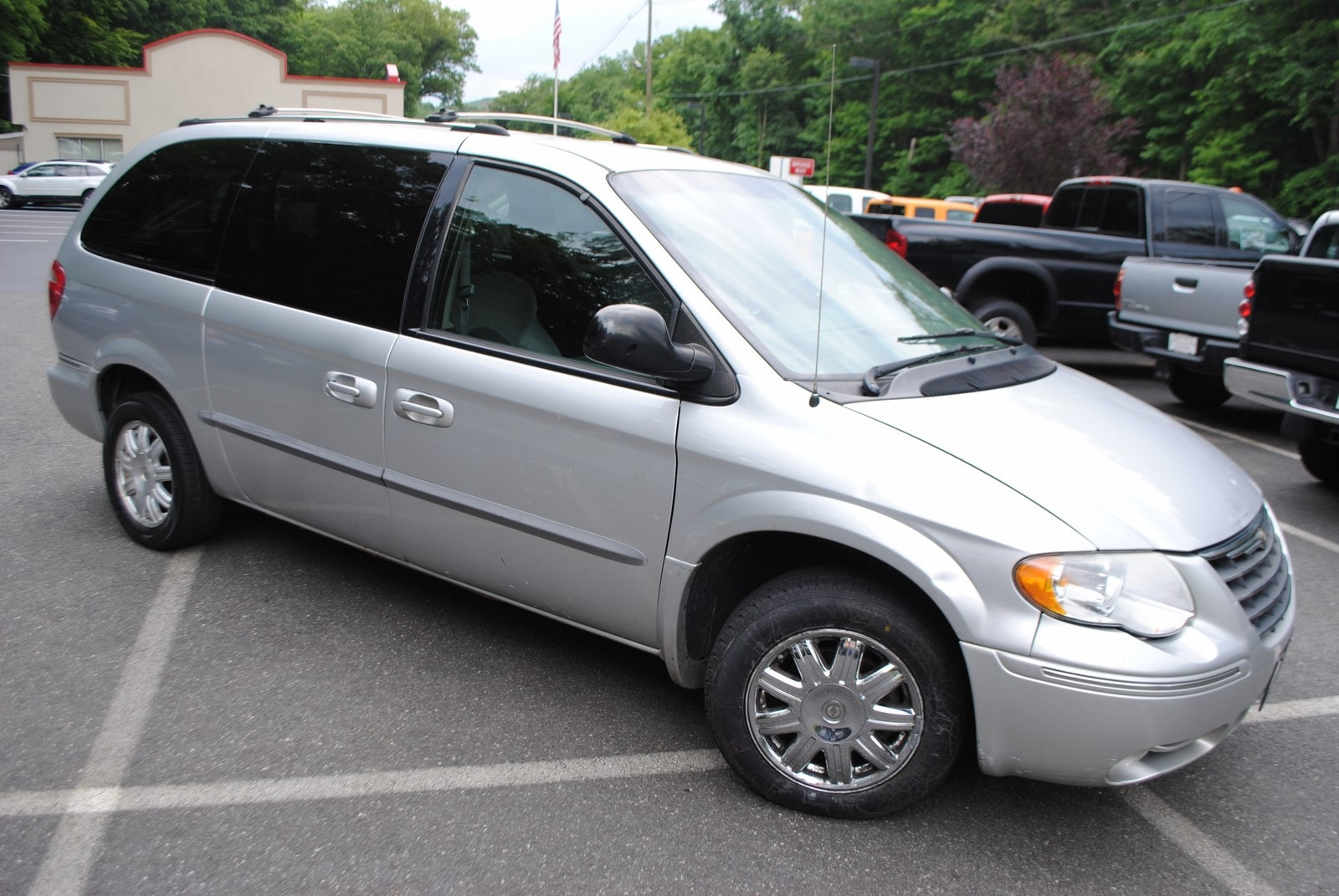 used 2006 chrysler town country for sale west milford nj. Black Bedroom Furniture Sets. Home Design Ideas