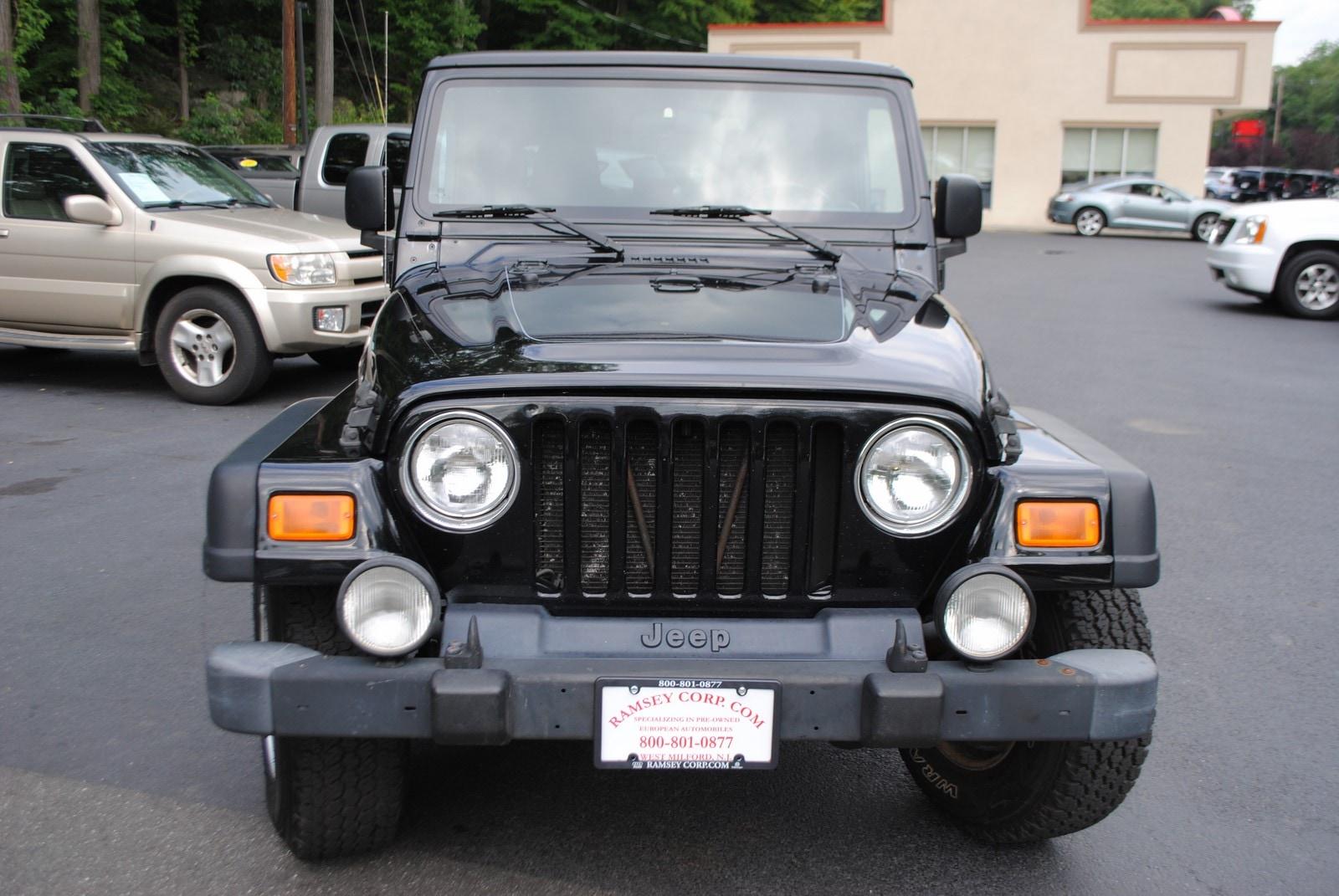 used 2006 jeep wrangler for sale west milford nj. Black Bedroom Furniture Sets. Home Design Ideas
