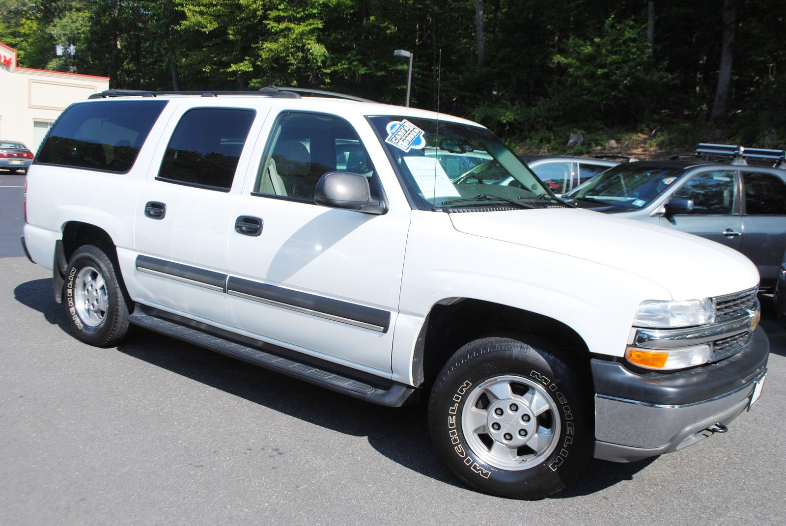 Used 2003 Chevrolet Suburban 1500 For Sale