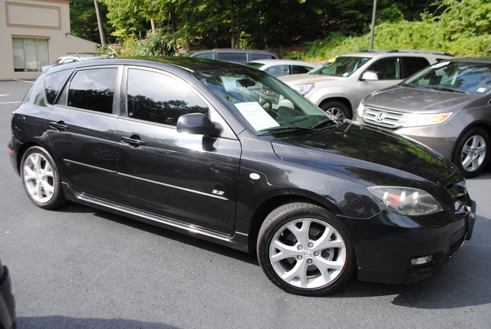 used 2009 mazda mazda3 for sale west milford nj. Black Bedroom Furniture Sets. Home Design Ideas