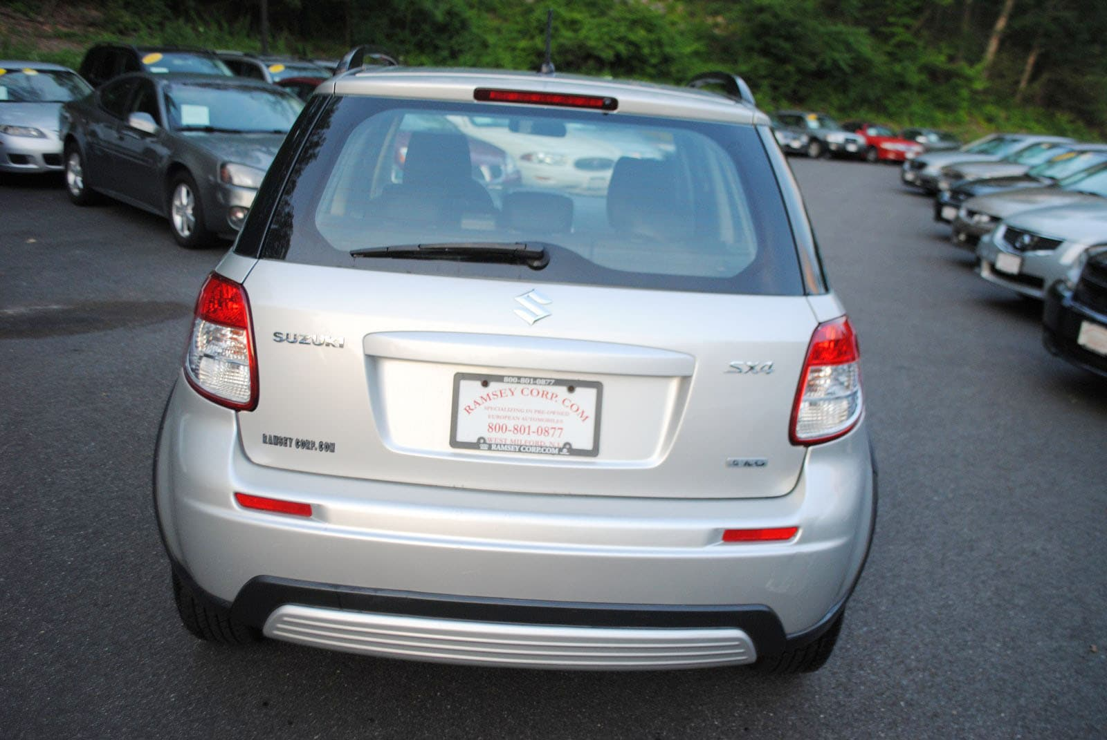 used 2008 suzuki sx4 for sale west milford nj. Black Bedroom Furniture Sets. Home Design Ideas