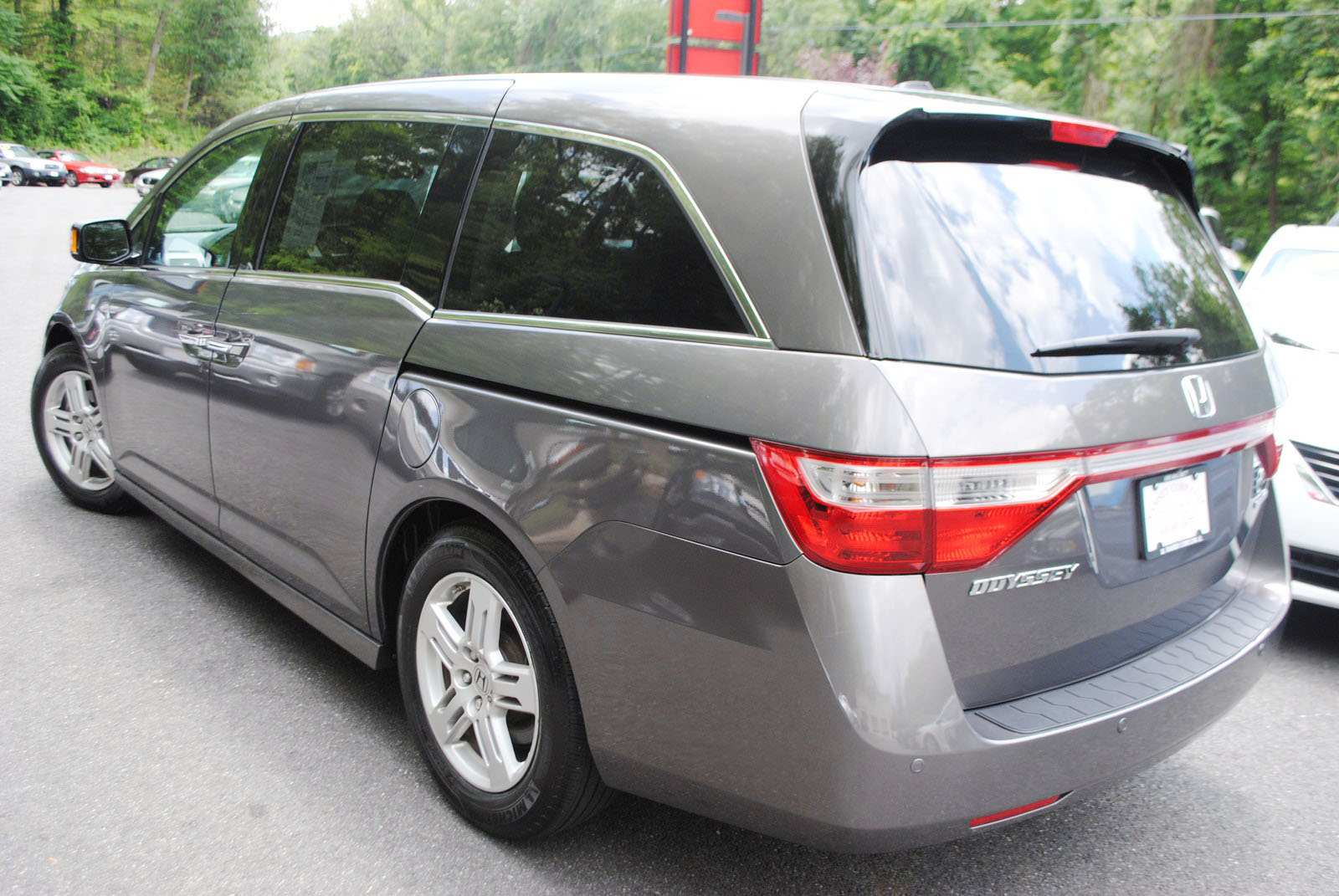 Used 2011 honda odyssey for sale west milford nj for Honda odyssey for sale nj