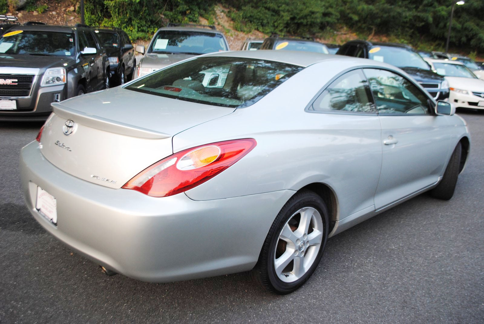 used 2005 toyota camry solara for sale west milford nj. Black Bedroom Furniture Sets. Home Design Ideas